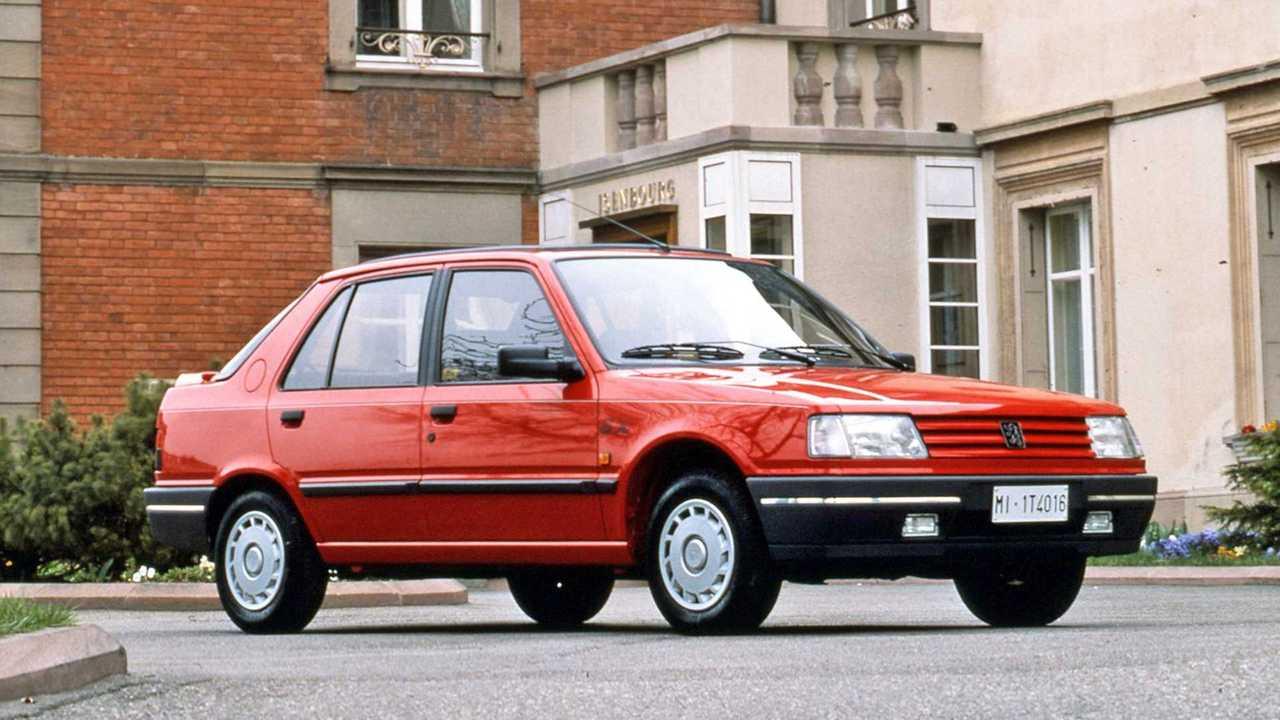 Peugeot 309, la storia