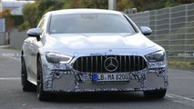 2022 Mercedes-AMG GT 63 S Facelift Spy Images