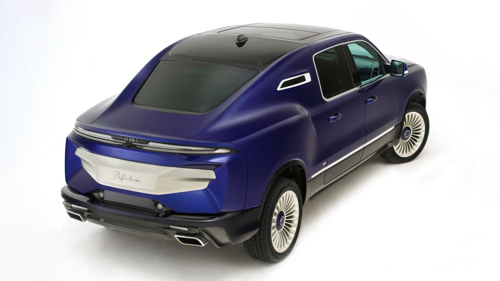 See How The Ram 1500 Was Turned Into The Aznom Palladium Hyper Limo