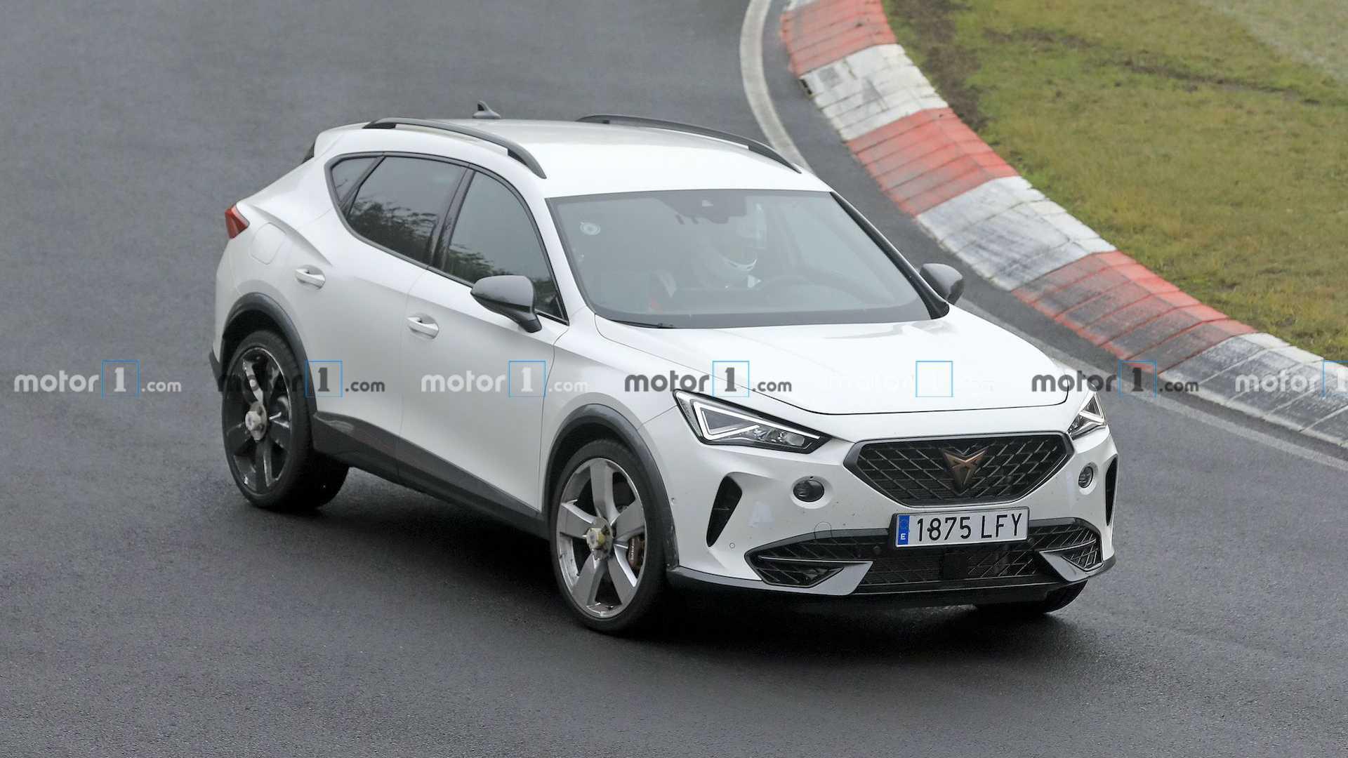 Est-ce le Cupra Formentor avec le moteur d'Audi Sport ?