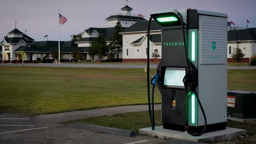 FreeWire's Boost Charger To Utilize Envision AESC Batteries