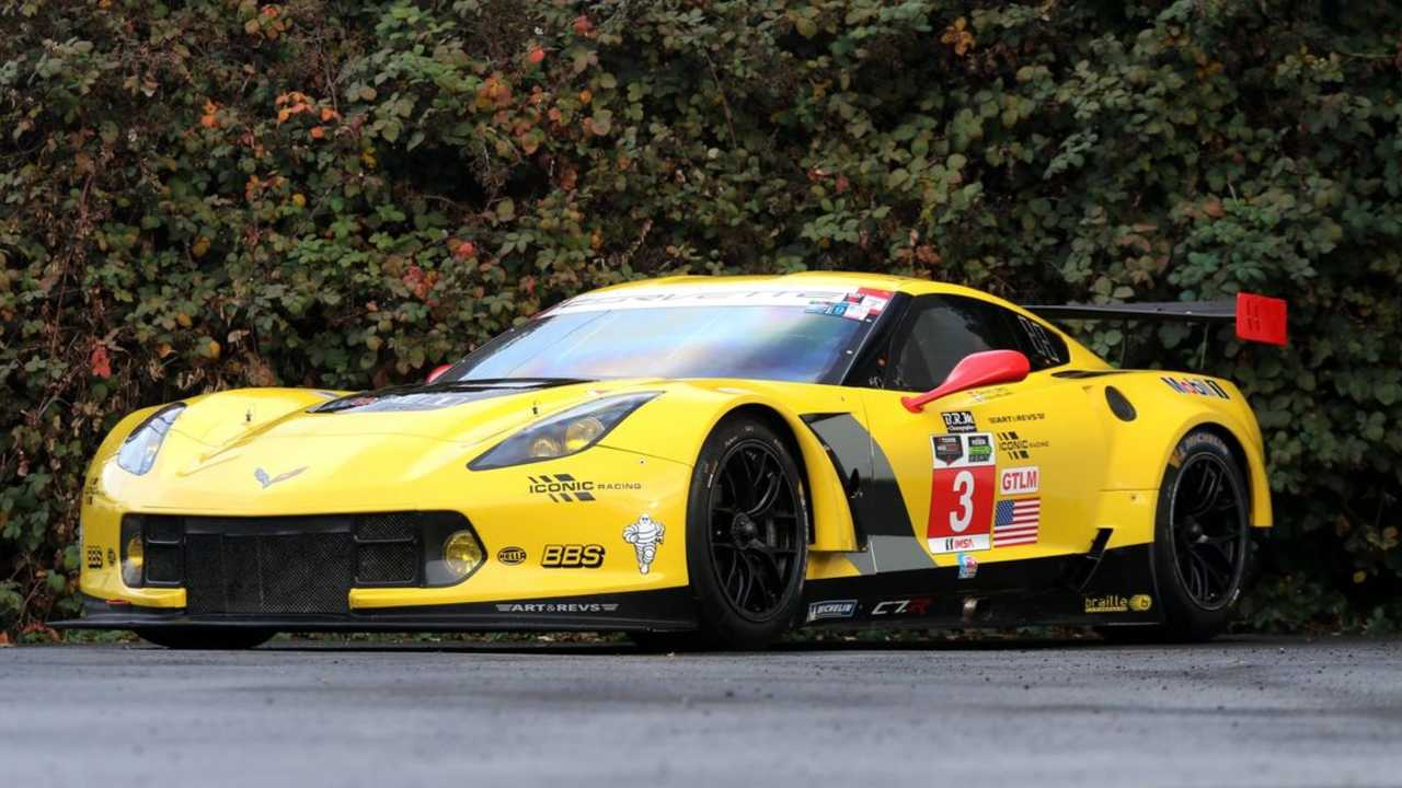 This 2014 Corvette Costs $950,000 But It's Not Just Any C7