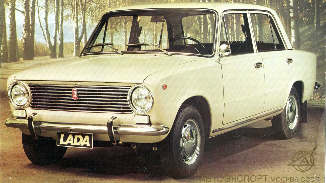 ВАЗ-2101 «Жигули»