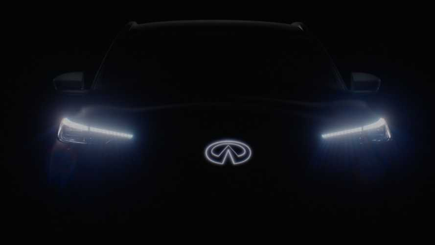 Infiniti QX60 Monograph Debuts Today: See The Livestream Right Here