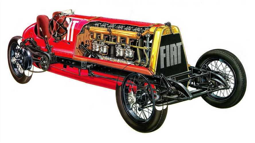"""I motori auto più """"folli"""" mai inventati, ecco quelli di Fiat"""
