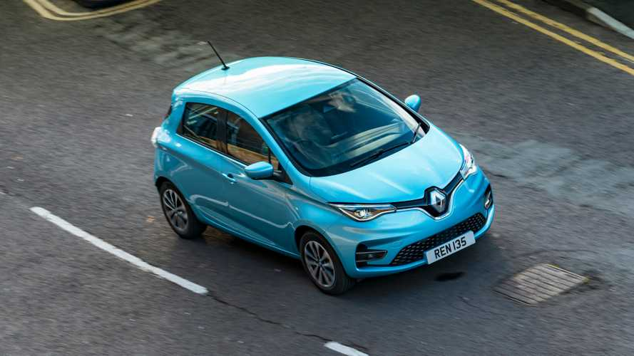 Renault Significantly Increased Electric Cars Sales Over The Summer
