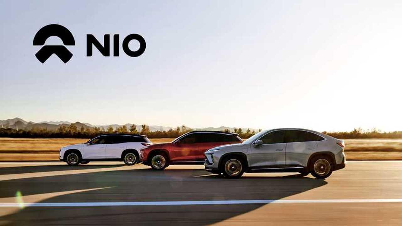 NIO EC6 (right)