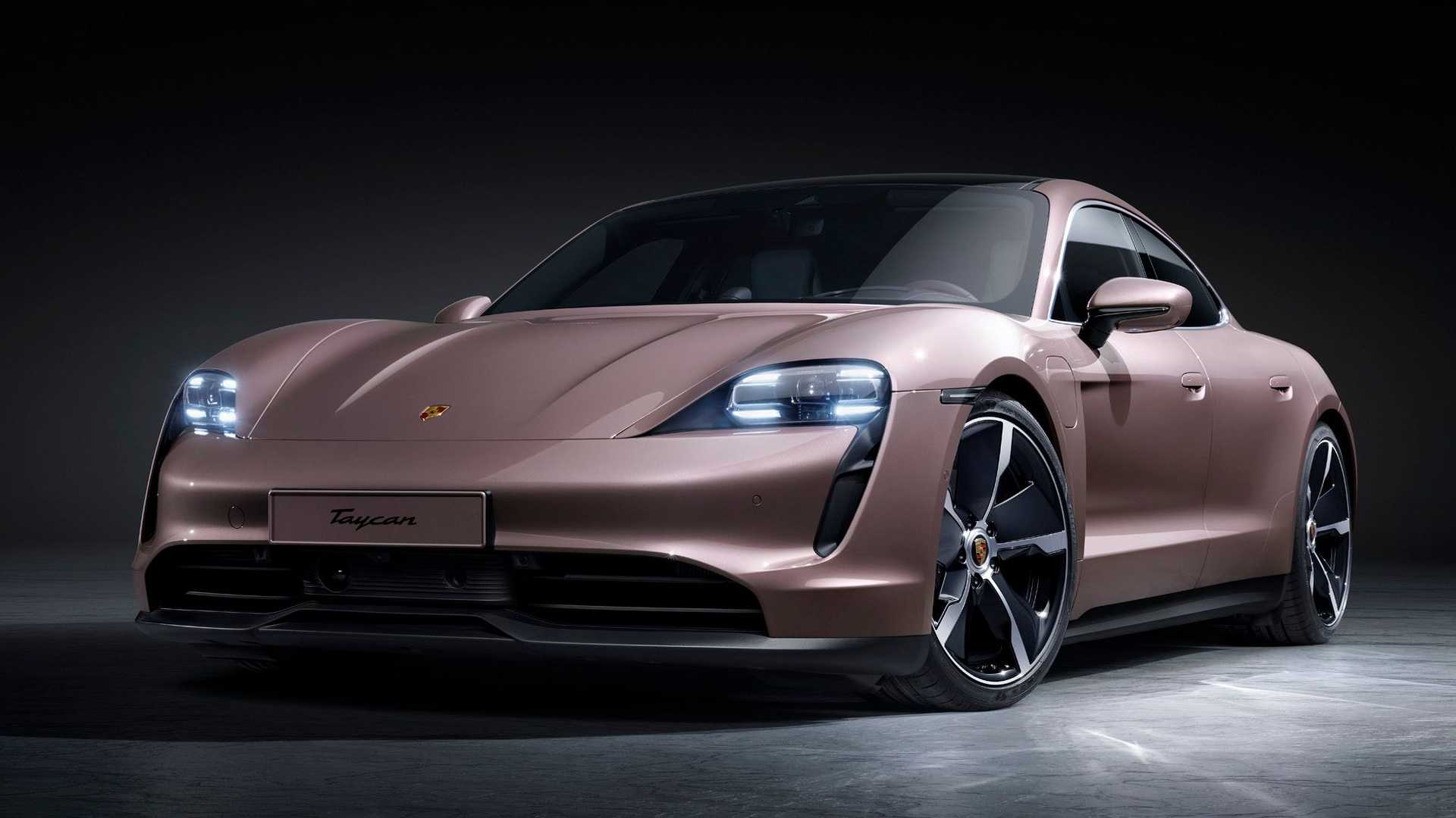 Porsche Announces Entry-Level Taycan Variant