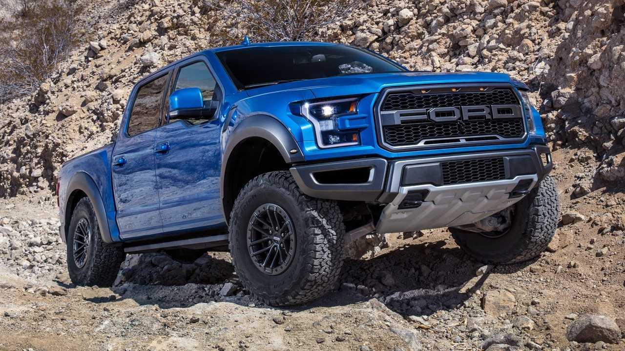 Ford Raptor Exterior
