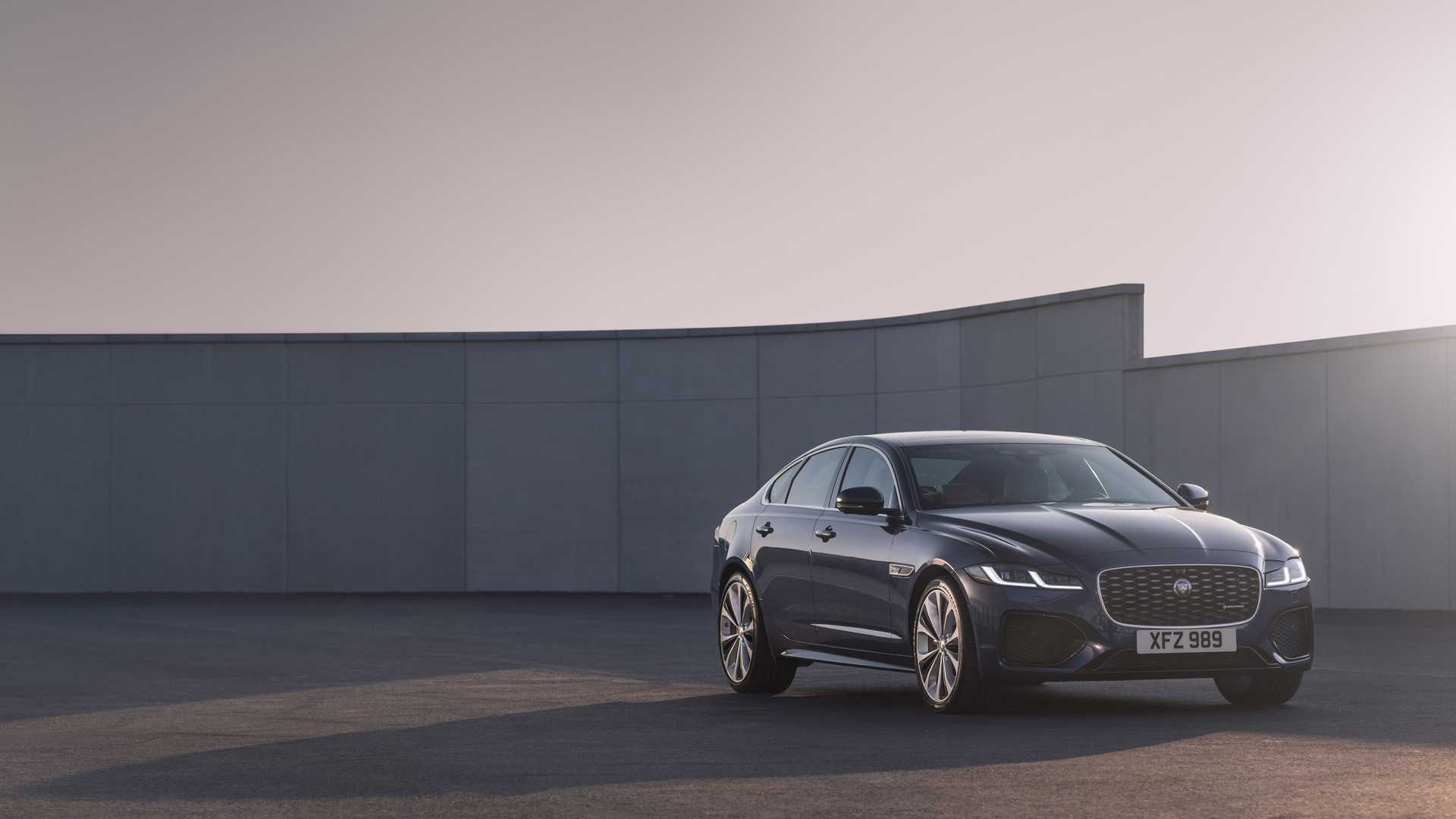 2021 Jaguar XF Mid-Cycle Refresh Revealed With Major Interior Updates - divisionkent.com