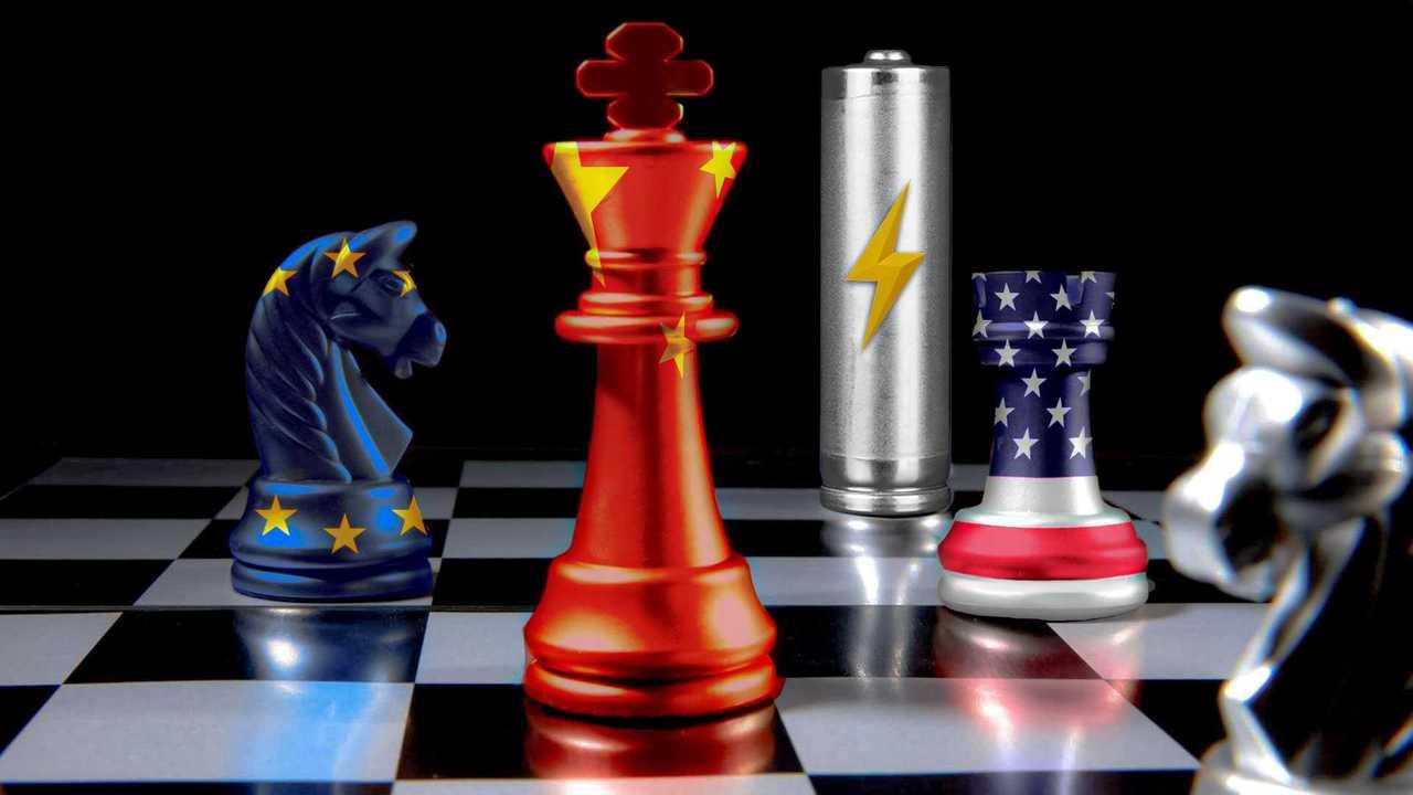scacchiere geopolitica batterie