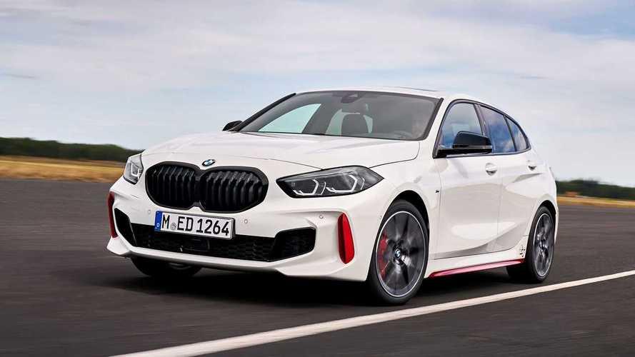 265 lóerős kivitelben is elérhető a sportosra hangolt új 1-es BMW