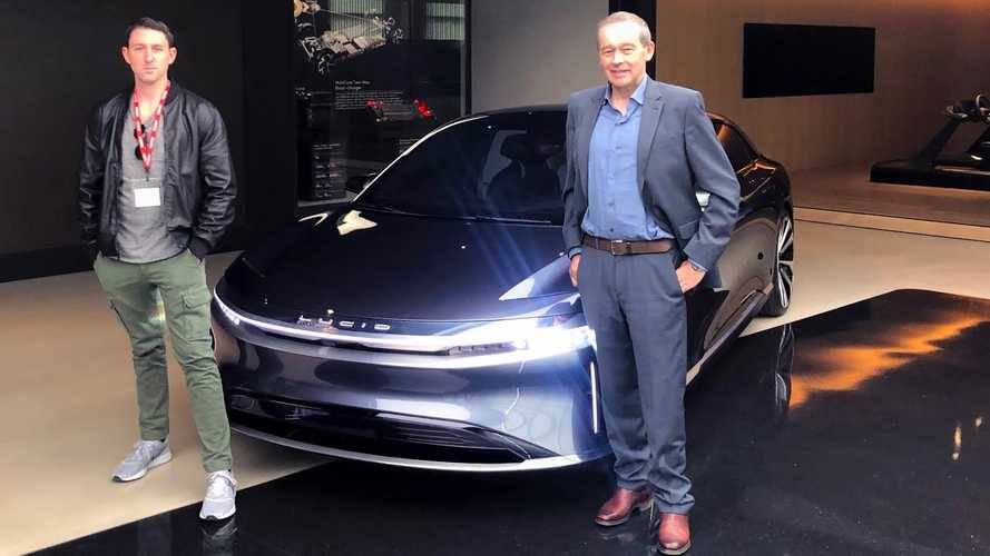 Is Lucid Air The Stepping Stone For The Next $600 Billion Car Company?