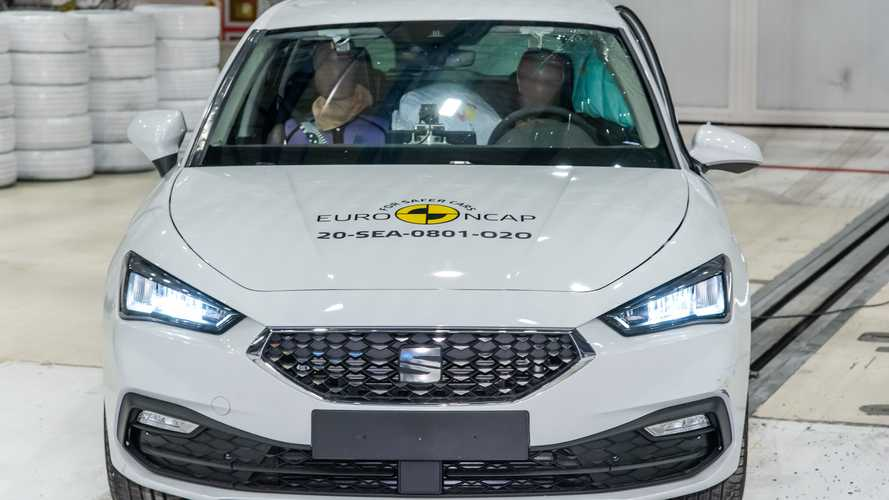 Nuova Seat Leon, i crash test Euro NCAP