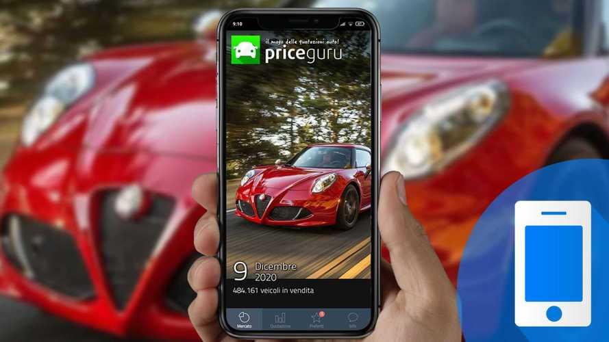 Quanto vale l'auto usata? Ecco come ottenere le quotazioni con un'app