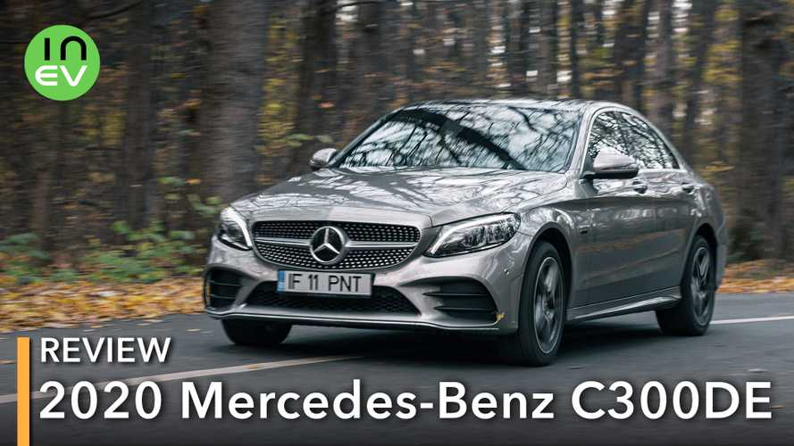 2020 Mercedes-Benz C300de Review - Fun, Frugal Diesel PHEV Torque Monster