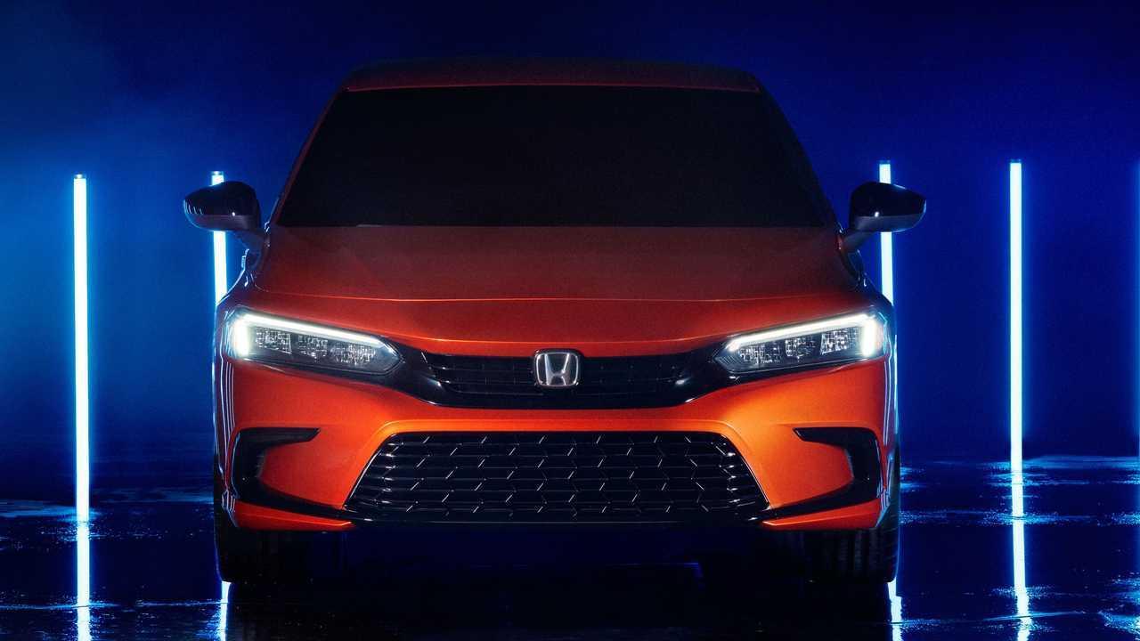 2022 Honda Civic Protoype