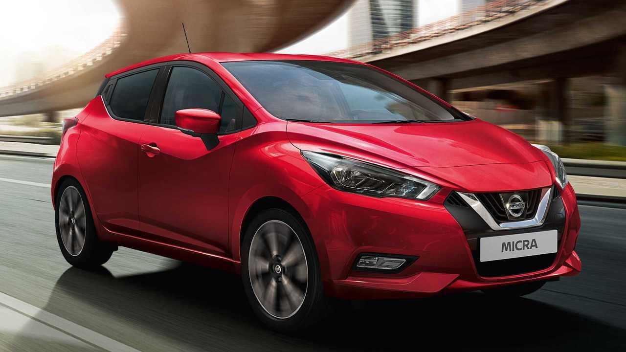Nissan Micra (2021)