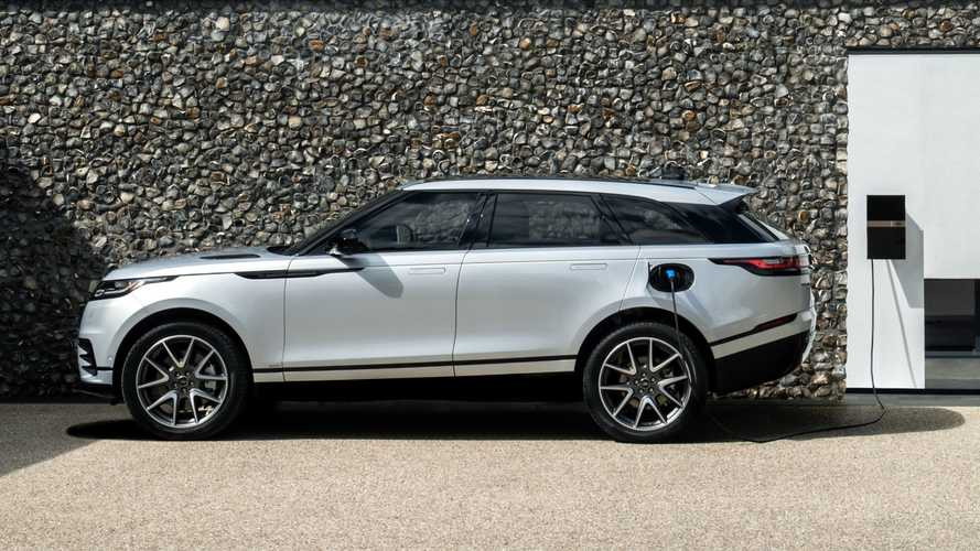 Range Rover Velar (2021): Mit Plug-in-Hybrid und Mildhybrid-Motoren