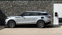 range rover velar 2021 pluginhybrid motoren