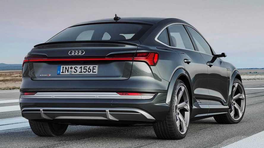 Audi e-tron S Sportback de 503 cv está em pré-venda; veja preço