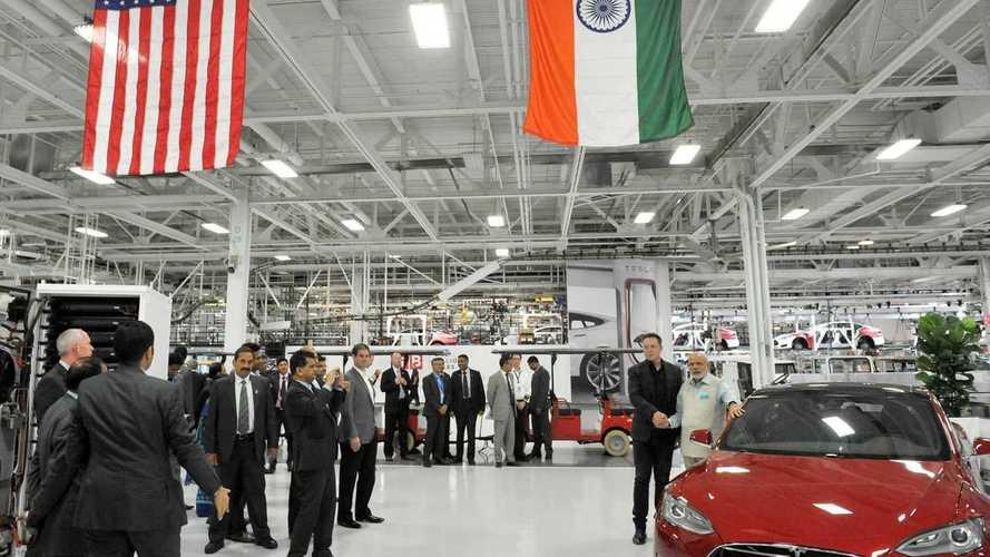 Oficial: Tesla vai iniciar a venda de carros elétricos na  Índia em 2021