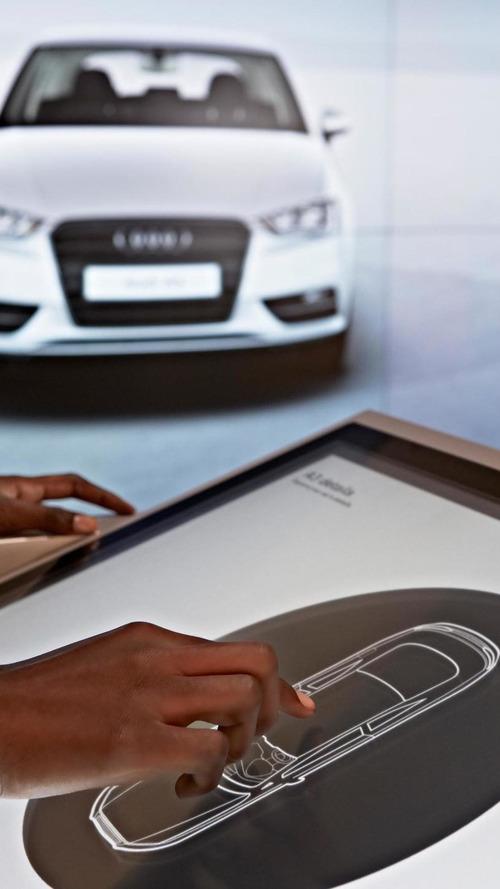 Audi City opens in London