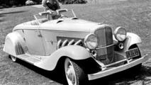 Clark Gable's 1935 Duesenberg Model JN Convertible Coupe