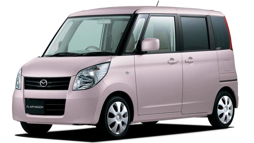 Mazda Flairwagon revealed (JDM)