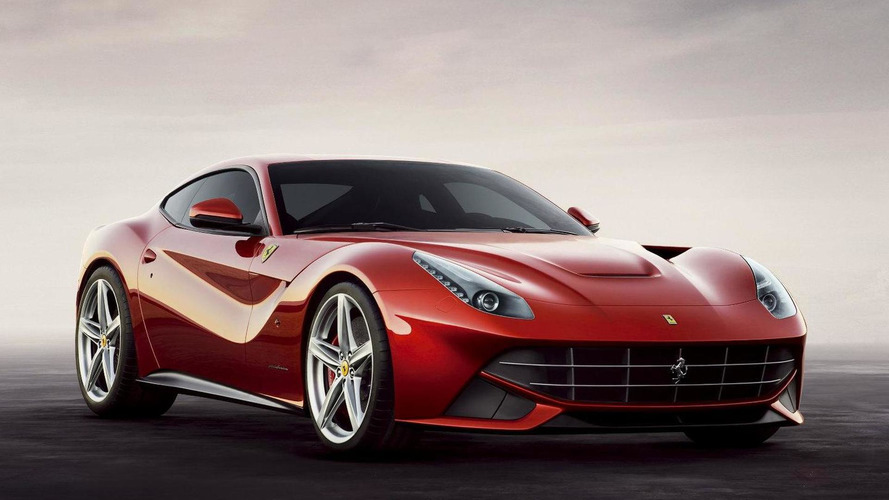 More Ferrari F12 Berlinetta videos released