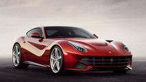 Ferrari F12berlinetta first official photos 29.02.2012