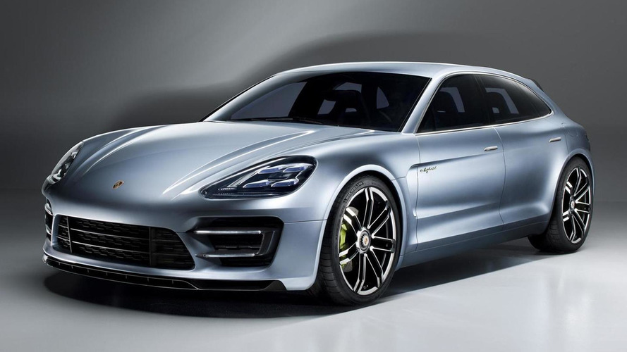 Porsche considering sub-Panamera model to rival 5-Series and E-Class