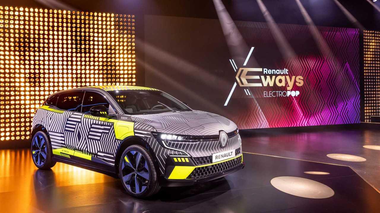 Renault plano carros elétricos