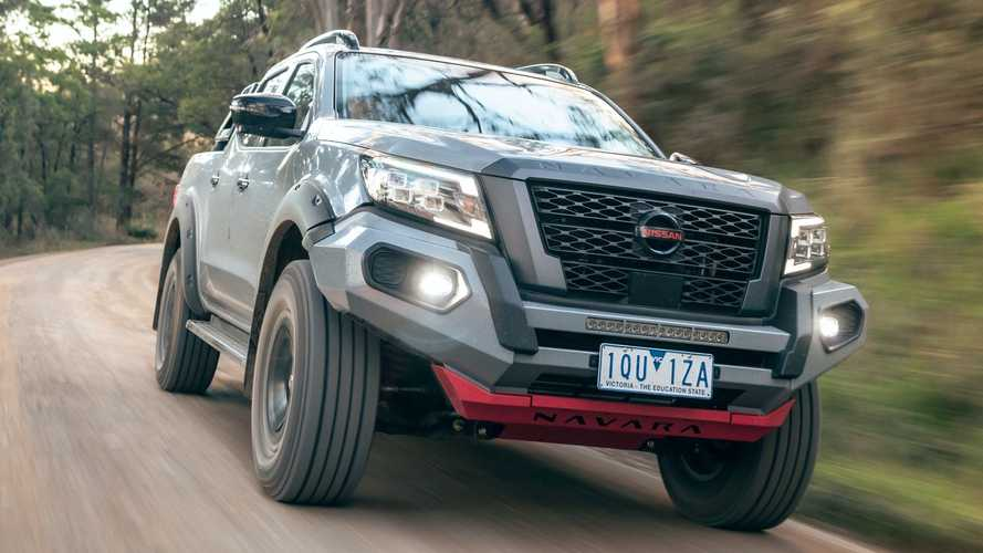 Nissan Frontier PRO-4X Warrior é versão com preparação off-road