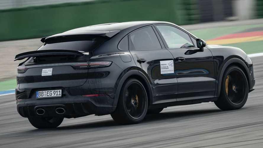 Porsche Cayenne Coupé Turbo ganhará uma versão ainda mais potente