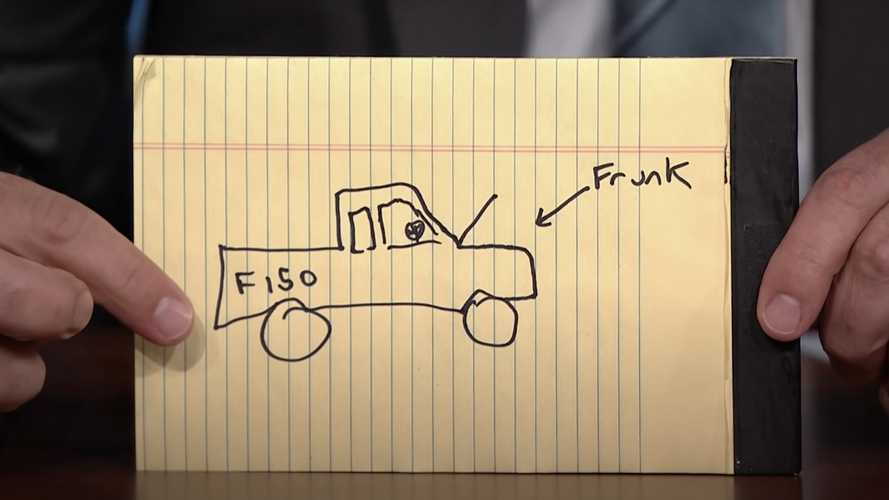 Ford F-150 Lightning Gets People Laughing On The Tonight Show