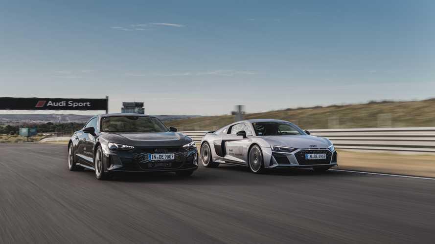 Audi driving experience Sportscar 2021