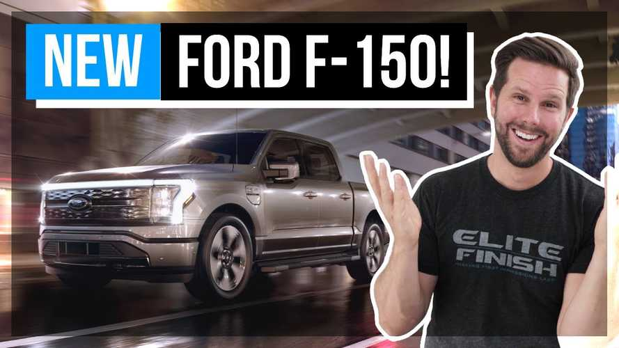 Ford F-150 Lightning Fascinated Ben Sullins With Its Features