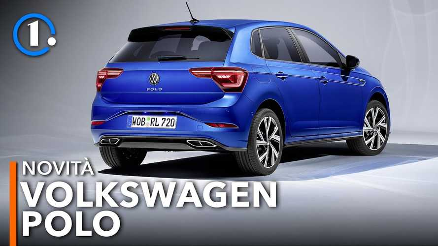 Volkswagen Polo, il restyling in stile Golf