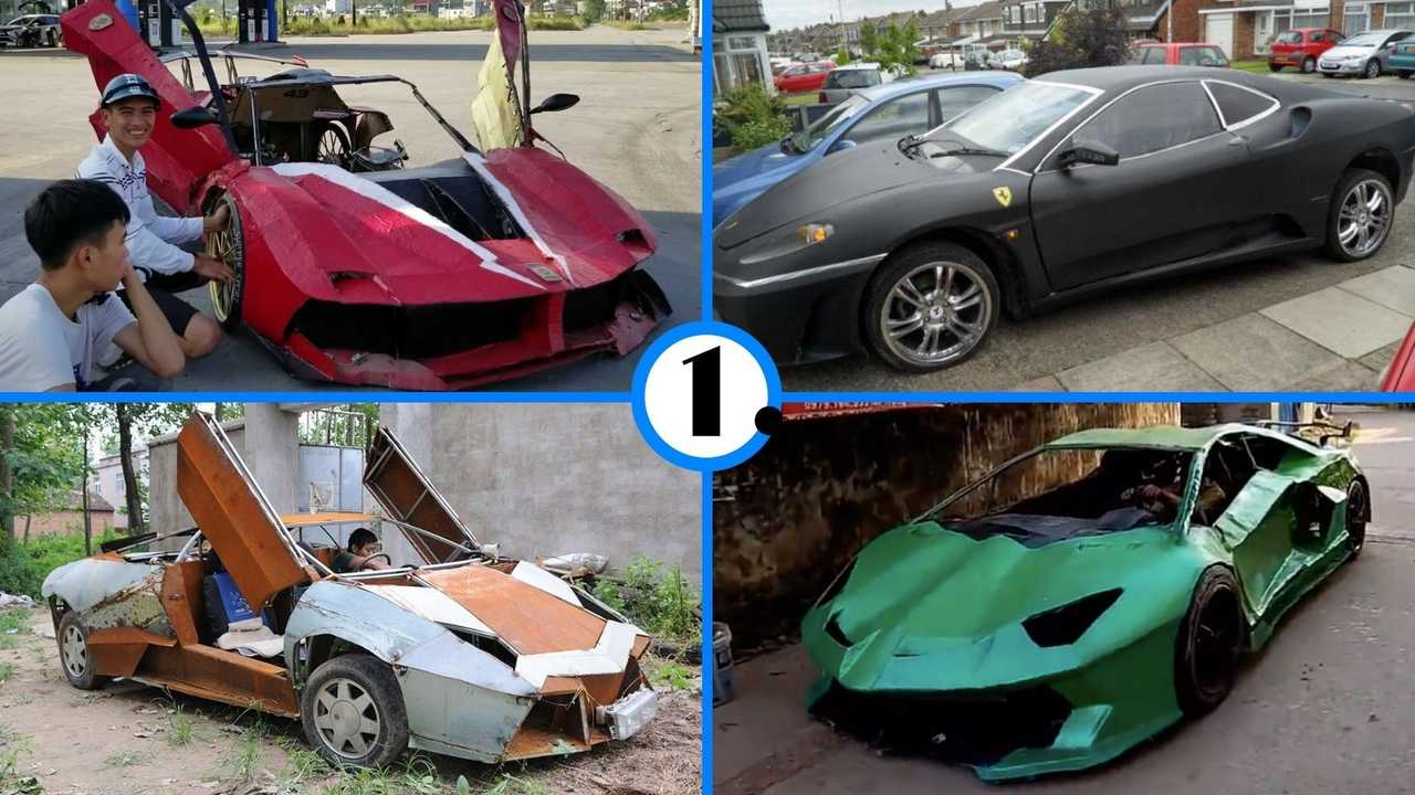 7 реплик суперкаров от небогатых энтузиастов