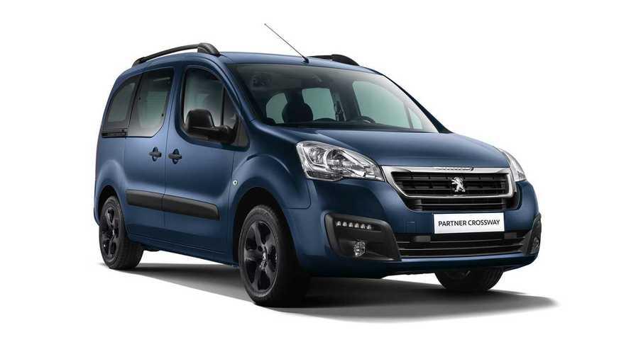 Peugeot Partner Crossway для России (2021)