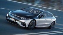 Mercedes EQS (2021): Neues Elektro-Topmodell enthüllt