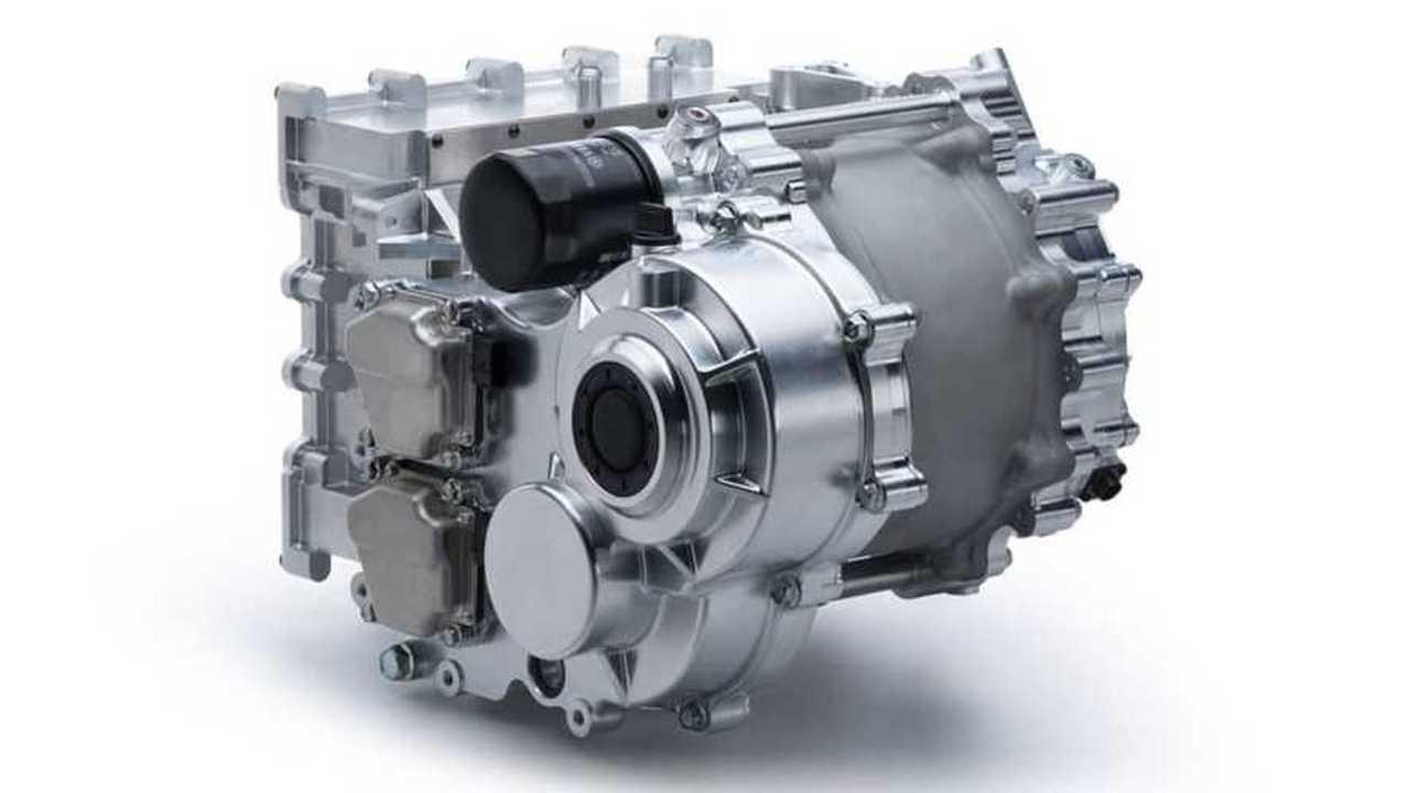 Yamaha 350kW Motor