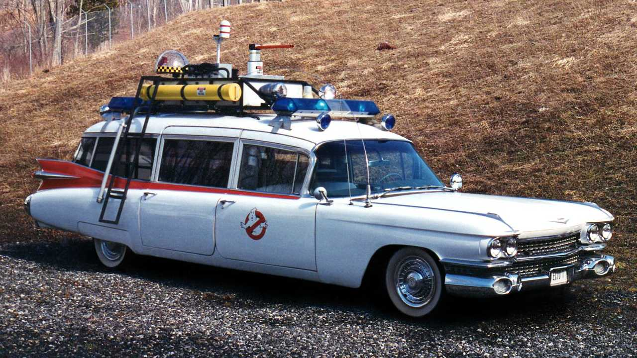 Ghostbusters – Ecto-1