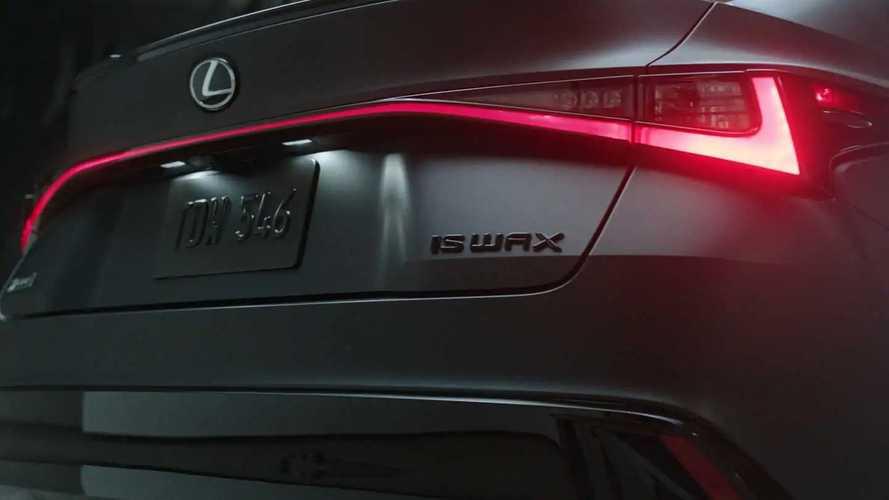 Lexus IS Wax Edition