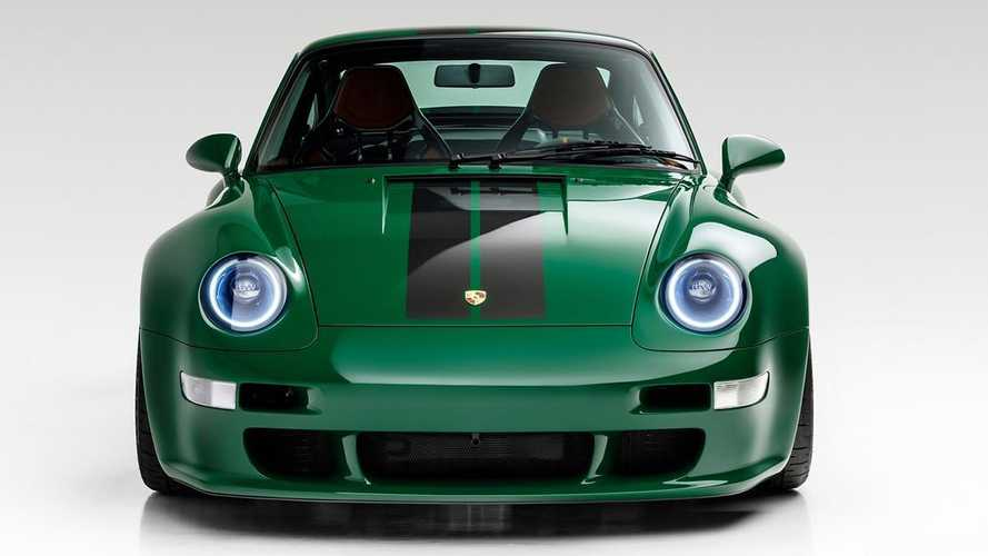 Irish green Porsche 911 from Gunther Werks looks perfect for the Hulk
