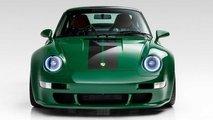 Irish Green Porsche 911 von Gunther Werks: Geschmackvoller Grüner