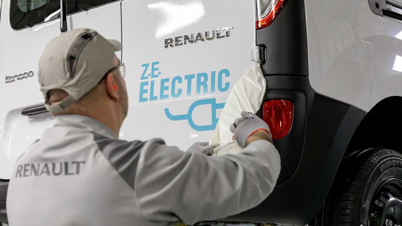 Renault создала подразделение ElectriCity