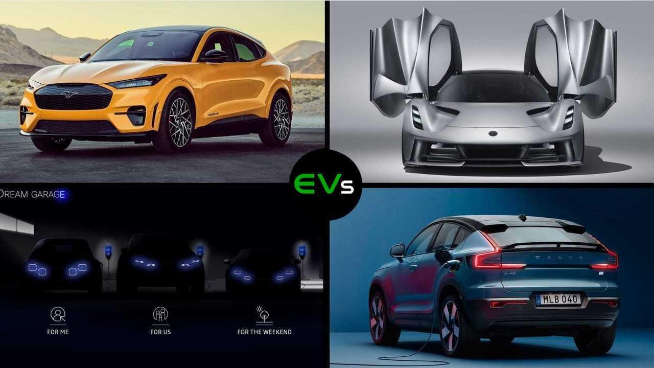 Übersicht über die Automarken, die komplett auf Elektroantrieb umstellen