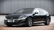 H&R-Sportfedern für den VW Arteon Shooting Brake